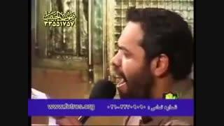 حاج محمود کریمی - زمینه(خدا رو شکر محرمت و دوباره دیدم...)