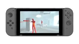 تریلر بازی Superhot  برای نینتندو سوییچ