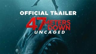 دانلود فیلم 47 متر پایین: رها شده از قفس 47 Meters Down: Uncaged 2019