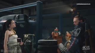 تریلر شخصیت MAMA در بازی Death Stranding - سه گوش