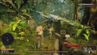 اولین گیمپلی بازی Predator: Hunting