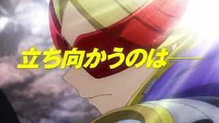 تیزر انیمه سینمایی دوم سری My Hero Academia با عنوان My Hero Academia HEROES:RISING