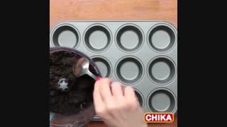 دستور آسان آشپزی: کیک شکلاتی