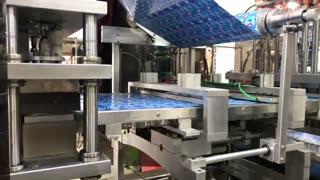 دستگاه بسته بندی به روش فرم فیل سیل  اب معدنی لیوانی