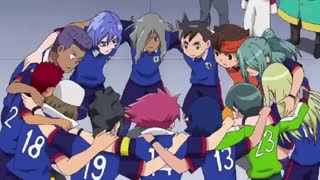 Inazuma Eleven Orion No Kokuin Episode 44