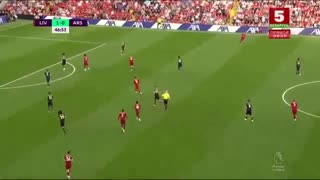 خلاصه بازی لیورپول 3 - آرسنال 1 ( لیگ برتر انگلیس )