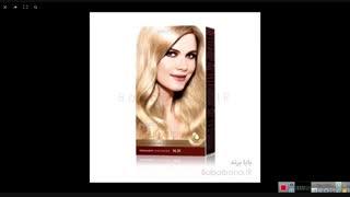 رنگ موی بلوند بژ خیلی روشن هیریکس تروکالر HairX TruColour