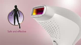آموزش کار با دستگاه لیزر مو بدن فیلیپس