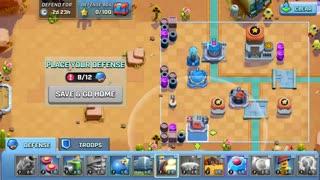 تریلر گیمپلی بازی Rush Wars