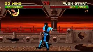 17 دقیقه گیم پلی بازی مورتال کمبت Mortal Kombat Arcade Kollection 2011 مجموعه آرکاد برای کامپیوتر