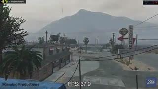 Grand Theft Auto V On AMD Radeon R7 240 2GB GDDR3