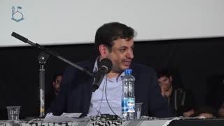 سخنرانی استاد رائفی پور با موضوع ایران بدون روتوش - خرم آباد - 1398/05/22