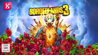 تریلر بازی Borderlands 3: Wir Sind Wahnsinn