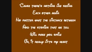 Brother Bear-On My Way Lyrics