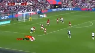 خلاصه بازی انگلیس 4 - بلغارستان 0 ( مقدماتی یورو 2020 )