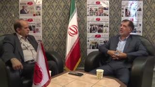 محمدرضا باهنر درگفتگو با مستقل آنلاین: کروبی مانع رفع حصر شد