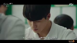 قسمت پانزدهم سریال کره ای لحظه ای در هجده سالگی Moment at Eighteen +زیرنویس چسبیده بازی مون بین عضو ASTRO و سونگ وو عضو واناوان