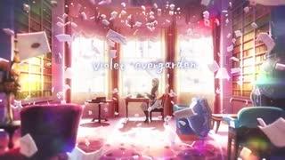 اولین تریلر CM انیمه وایولت اورگاردن Violet Evergarden
