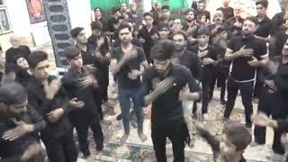 31-عزاداری هیئت بین الحرمین عصرهشتم محرّم98