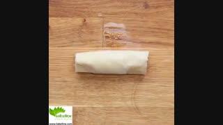 طرز تهیه رول های خوشمزه ترکیبی - سبزی لاین