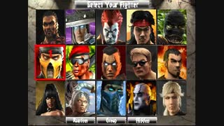 4 دقیقه گیم پلی بازی مورتال کمبت Mortal Kombat 4 The Revenge انتقام برای کامپیوتر