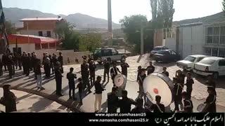 روستای زرجه بستان - مراسم عزاداری ابا عبدالله الحسین (ع) - عاشورای 1398