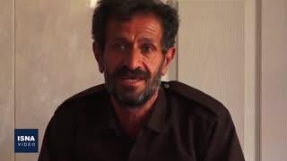 یک کولبر زخمی به نام مصطفی