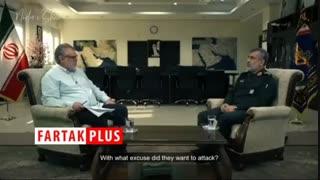 سردار حاجی زاده: اگر آمریکا حمله میکرد، پایگاهها و ناو آمریکایی را میزدیم