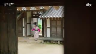 قسمت اول سریال کره ای Flower Crew 2019 خدمه گل : آژانس ازدواج چوسان + با زیرنویس انلاین+با بازی کیم مین جه و  پارک جیهون