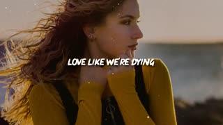 Chr1s - Love Like We're Dying (Lyrics)