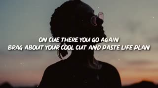 Airmow & RIELL - Maybe You're Just Boring (Lyrics)