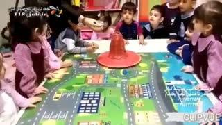 اولین موسسه مطالعه و خلاقیت کودک و نوجوان اندیشه کیان در بندرماهشهر ( شعبه بعثت )