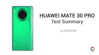 بررسی دوربین اسمارتفون هواوی میت 30 پرو (Huawei Mate 30 Pro)