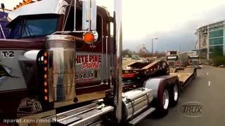 کامیون های فانتزی و زیبا