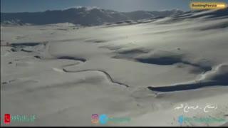 فریدونشهر زیباترین شهر زمستانی ایران و اقامتگاه مهاجران  ۲ - بوکینگ پرشیا