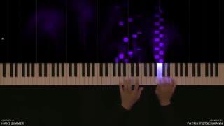 کاور زیبای پیانو از فیلم Interstellar ساخته هانس زیمر - iCinemaa.com