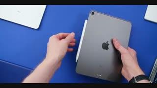 آشنایی با تبلت جدید اپل iPad Pro 4