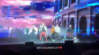 JOPPING - SUPER M - Live At Capitol Records Showcase 191005