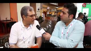 جیتکس پلاس دوازده: مهندس سیامک غنیمی فر از فرصت های موجود در جیتکس می گوید.