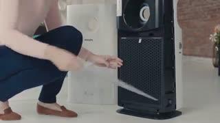 شرایط استفاده  و نگهداری  از دستگاه تصفیه هوا