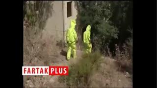 برگزاری مانور مقابله با حمله شیمیایی در لبنان