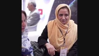 پانزدهمین کنگره بین المللی زنان و مامایی ایران-دکتراعظم السادات مهدوی