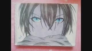 نقاشیم از یاتو •-•