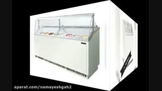 اجاره فریزر نمایشگاهی - یخچال نمایشگاهی / ویترینی / صندوقی