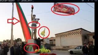 آیا  می پندارید کردهای سوریه تندیس کاوه آهنگر را به نماد ایراندوستی گذاشته اند؟