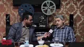 مصاحبه با مسعود ردایی تهیه کننده  درباره حواشی «سال دوم دانشکده من»