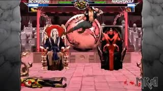 13 دقیقه گیم پلی بازی مورتال کمبت Mortal Kombat Apocalypse مکاشفه برای کامپیوتر