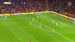 خلاصه بازی گالاتاسرای 0 - رئال مادرید (لیگ قهرمانان اروپا 2020)