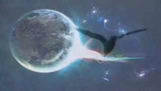 تاثیر روح خدایی انسان بر جهان :