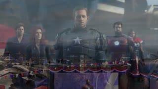 میکس از تریلر بازی Avengers_TiKFramE_TiKFramE